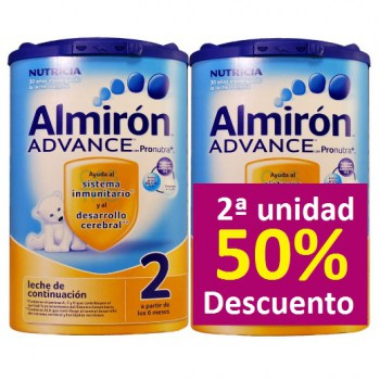 almiron advance 2 800 g bipack